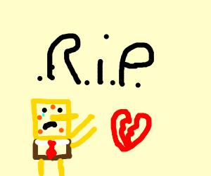 Stephen broke spongebobs poor mud heart ;-;