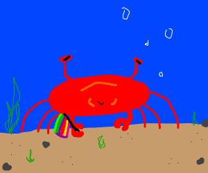 Gay crab
