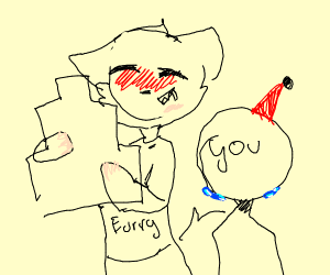 furries steal your cake