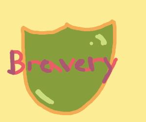 True bravery