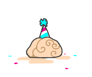 birthday brain