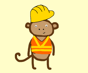 Monkey (construction site worker)