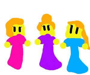 3 moms