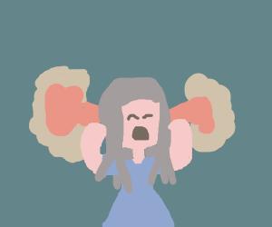 Explosive Rage