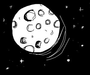 "The ""moon"""