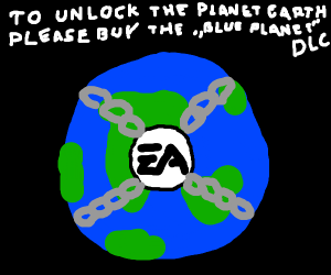 EA takes over the world