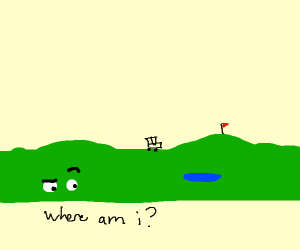 Lost Golf Course