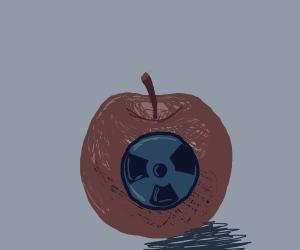 A Nuclear Fruit.