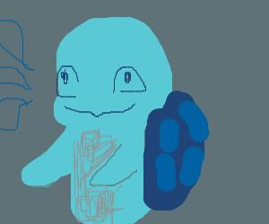 A water type Pokemon