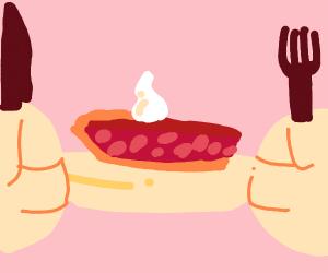 Pie for Dinner