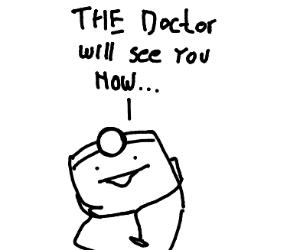 derpy dr marshmellow