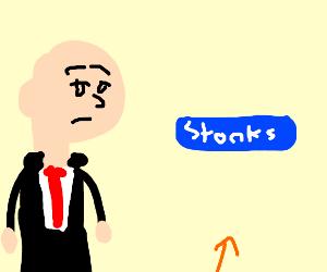 Stonks no good