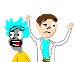 Mick and Rorty