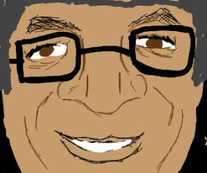 I think my dad is secretly Jeff Goldblum