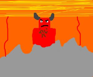 minecraft satan