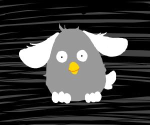 1998 Furby (but it's evil)
