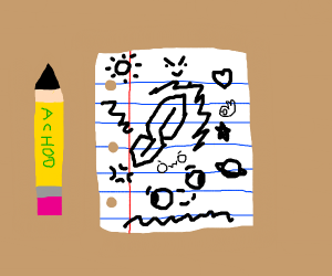 School Scribbles