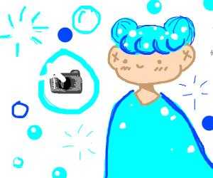 Bubble Photographer