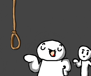 The odd1sout and his thin twin are suicidal