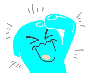 """""""WOOOOOOOBBUFFET!"""""""