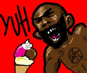 yuh, ice cream