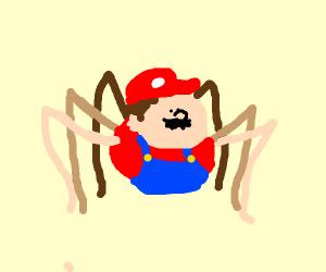 Spider Mario
