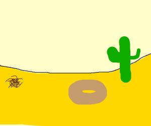 Bagel in the Desert