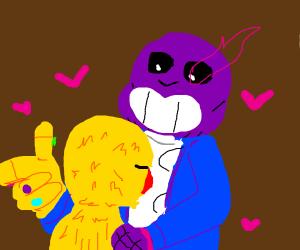 Yellmo X Thanos Sans