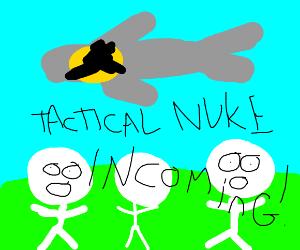 Nuke Plane