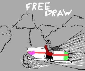 Free draw. You deserve it!!!