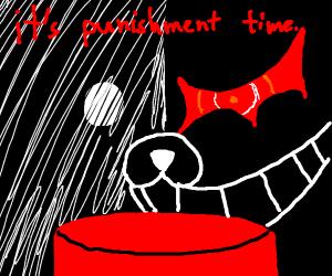 Monokuma, its punisment time!