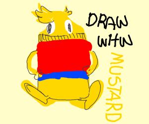 Mustard jazza