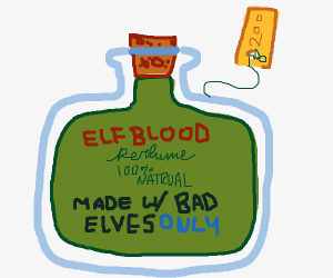 flask of elf blood