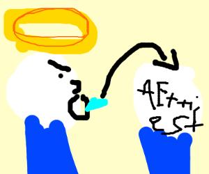 Spit On De Non Beleivers
