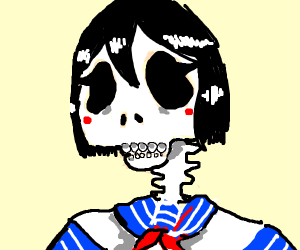 Anime Skeleton