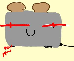 Brave Little Toaster - Drawception