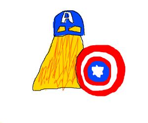 Captain America is a dorito