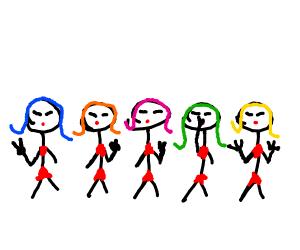 red velvet (kpop band)