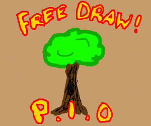 Free draw P!I!O (and be happy :D)