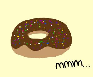 mmmm.... donut....
