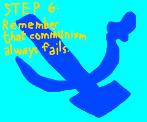 Step 5 Make every one else rule the world