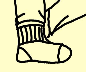 Socks Artwork