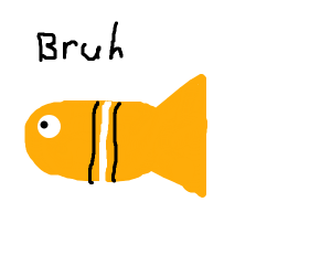 Nemo has a Bruh moment