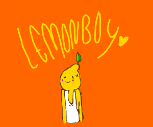 lemon boy