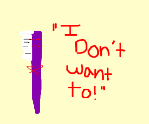 Protest Toothbrush