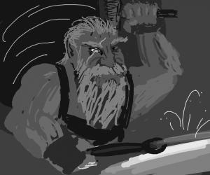 Dwarf smith
