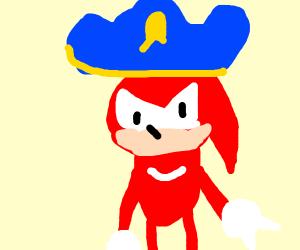 Captain K'nuckles!