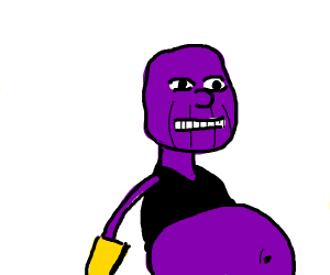 Thicc Thanos