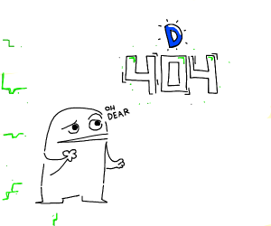 Drawception 404 error
