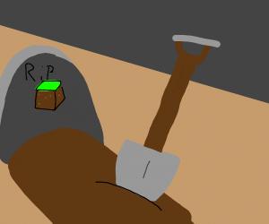 rip minecraft